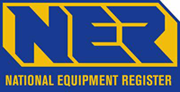 National Equipment Register Logo