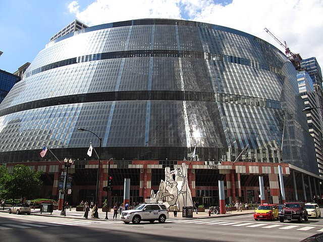 James R Thompson Center Chicago